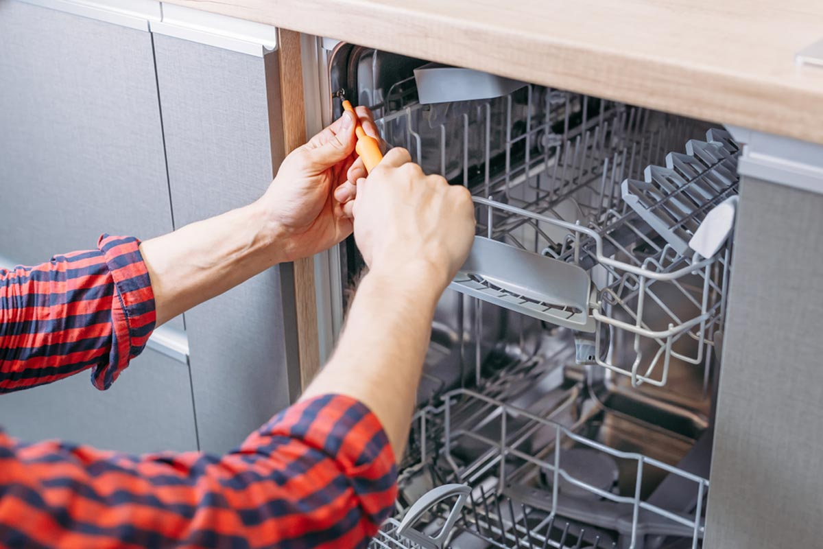 2021 Dishwasher Installation Cost New Dishwasher Cost Homeguide