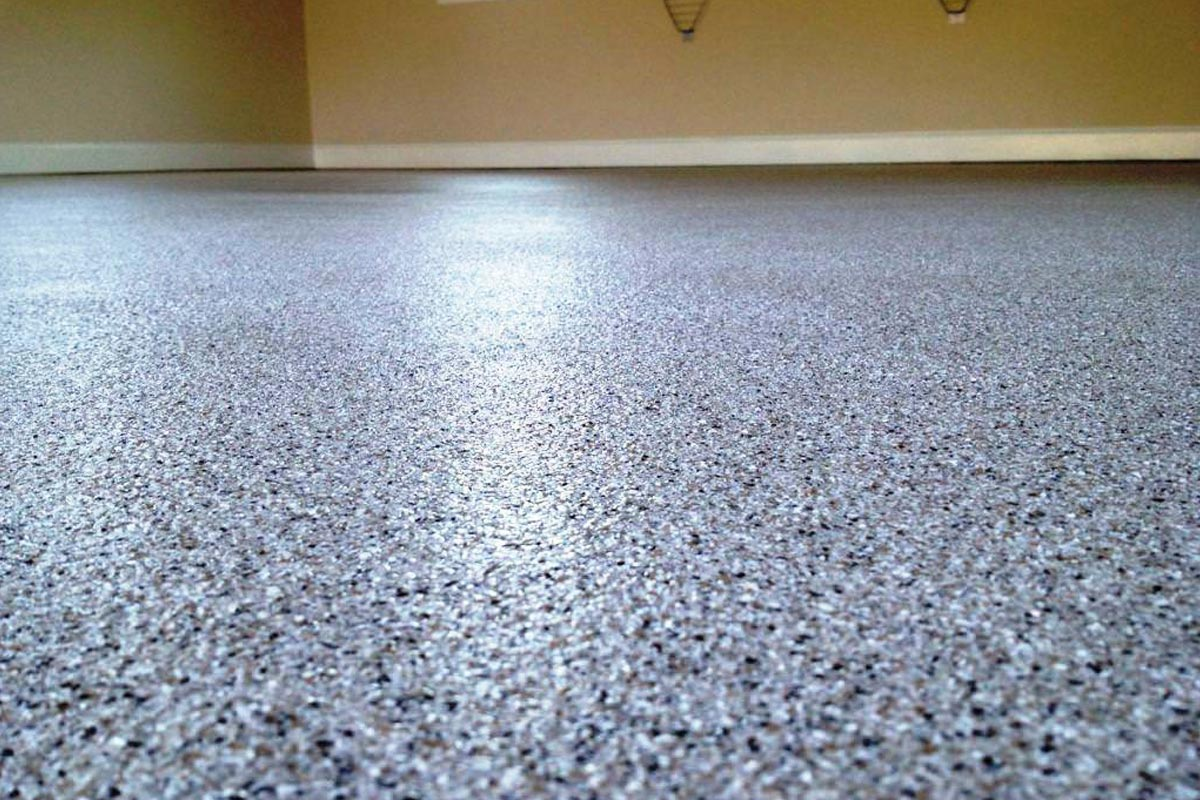 2020 Epoxy Flooring Cost Garage Floor
