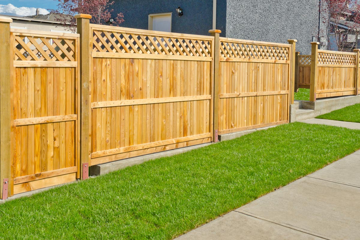 2020 Fence Installation Costs Privacy Cost Per Foot