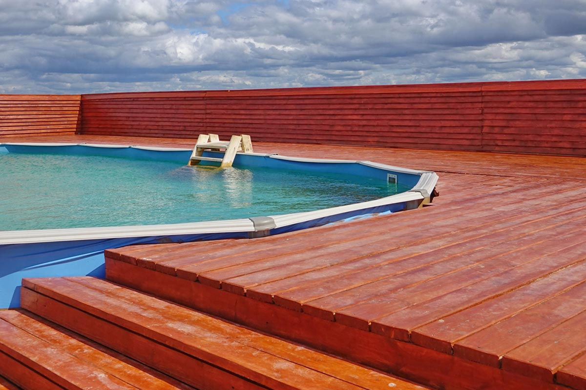 2019 Above Ground Pool Prices   Average Installation Costs With Deck