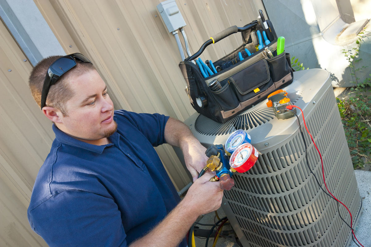 homeguide ac repair service testing freon and refrigerant levels - How Much Does It Cost To Get Home Ac Recharged