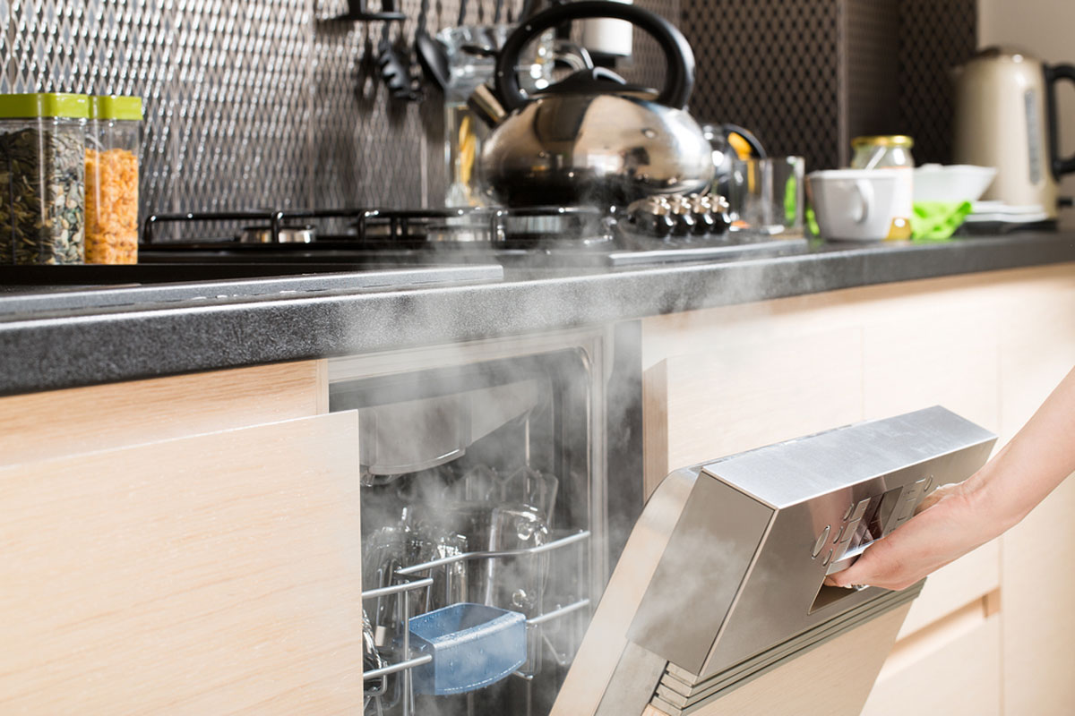 cost to have plumber install dishwasher