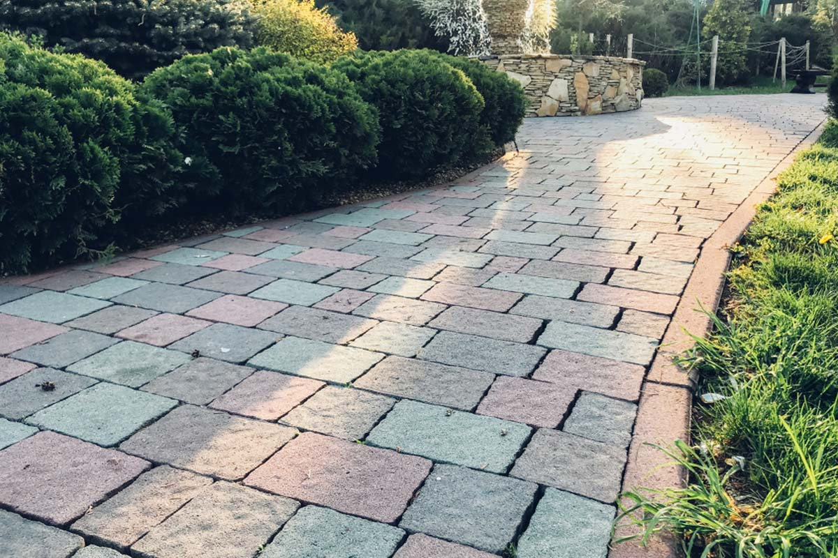 2020 Pavers Cost Brick Paver Patio
