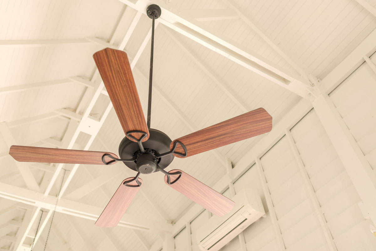 2020 Ceiling Fan Installation Cost Average To Replace