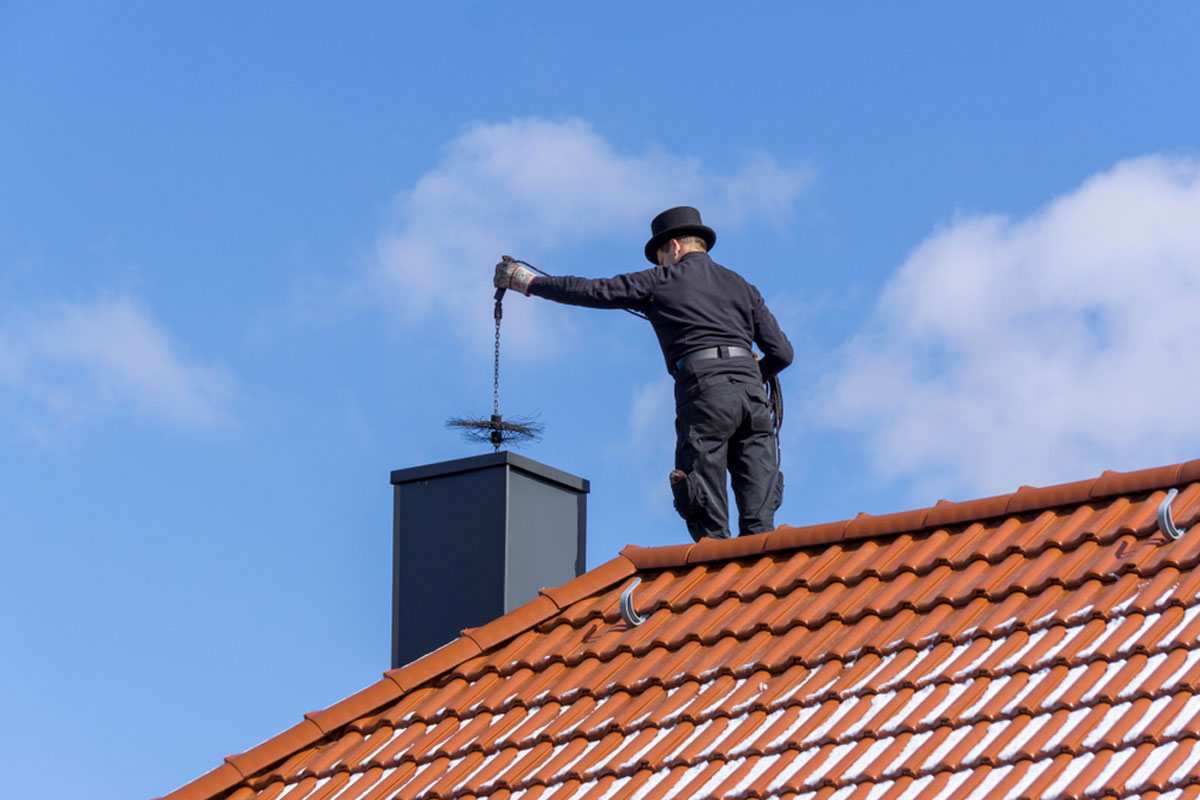 2020 Chimney Sweep Costs Cleaning
