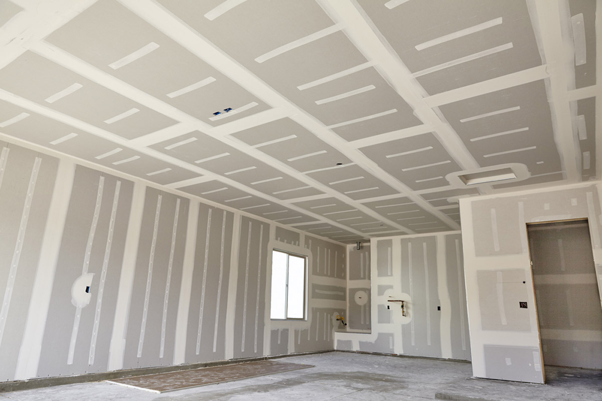 2019 Drywall Installation Cost Hang Finish Drywall Prices
