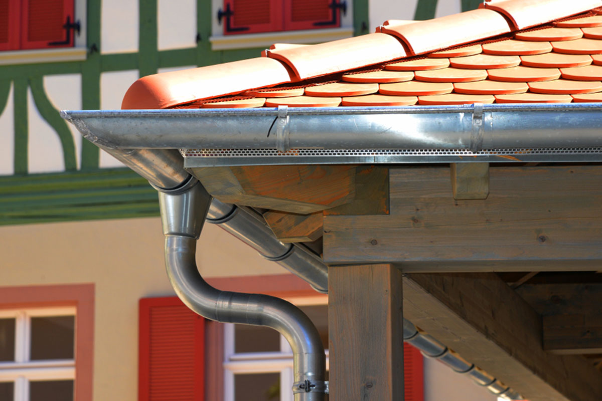 2020 Gutter Installation Cost Average Of Replacement