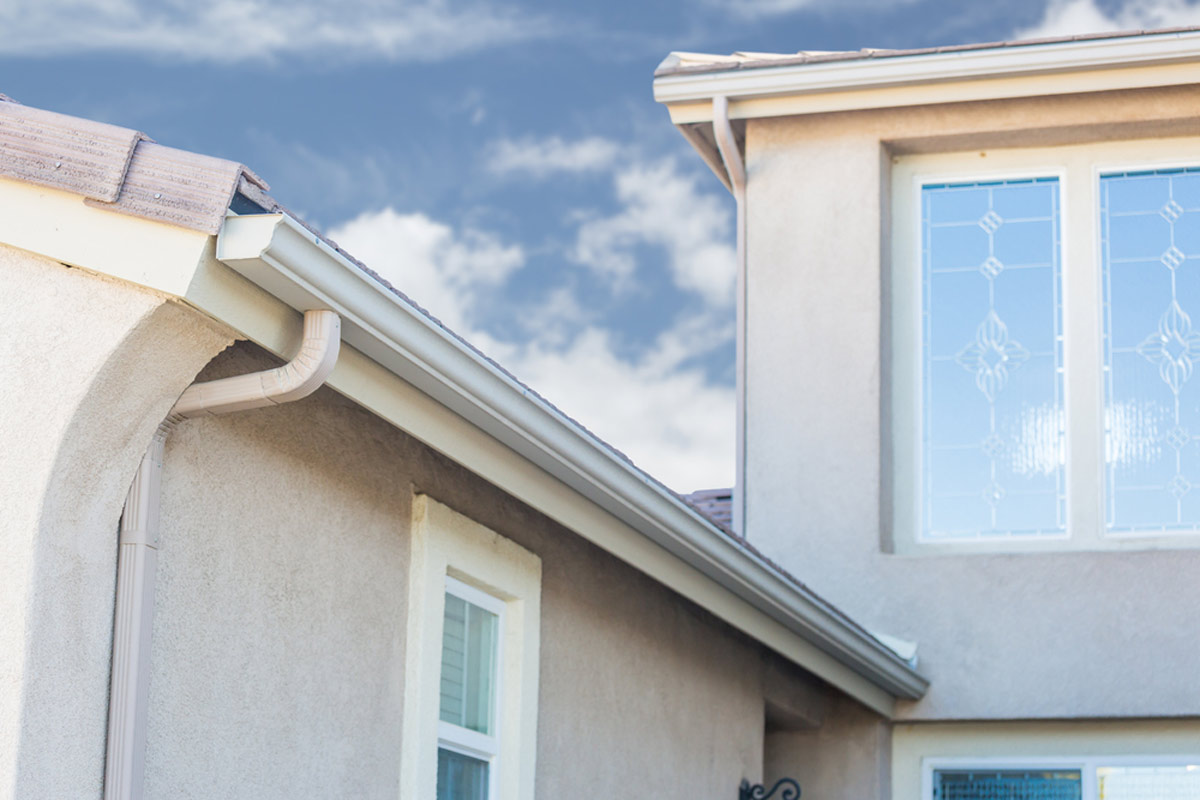 2020 Seamless Gutters Cost Average Installation Prices Per Foot