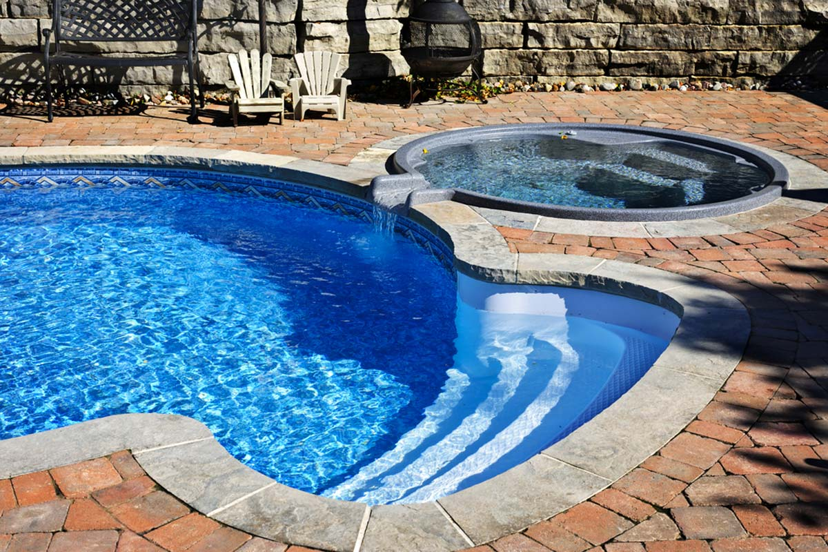 2021 Fiberglass Pool Cost Fiberglass Inground Pool Prices Installed