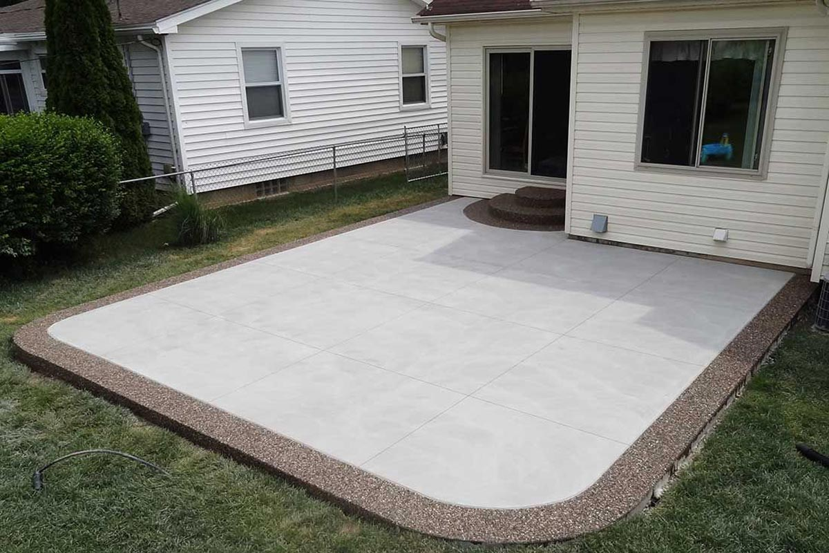 2021 Concrete Slab Costs Cost To Pour Per Square Foot Per Yard