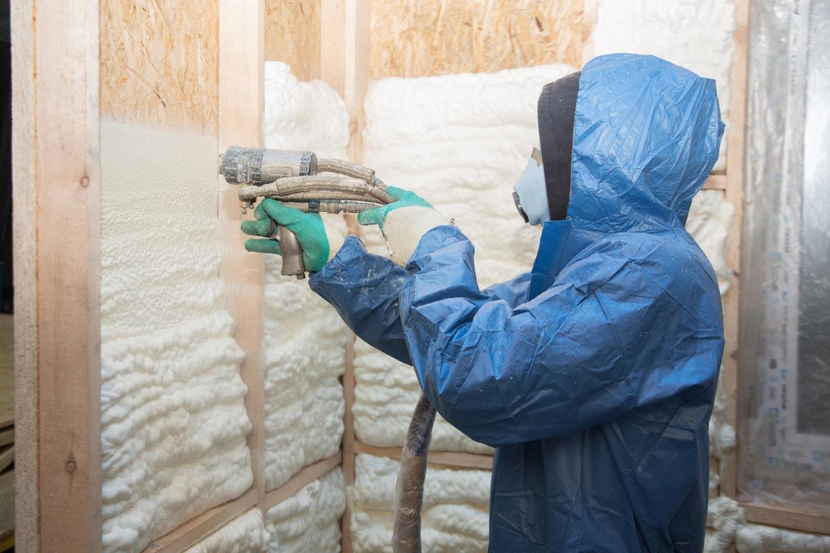 2019 Spray Foam Insulation Cost | Open & Closed Cell Per