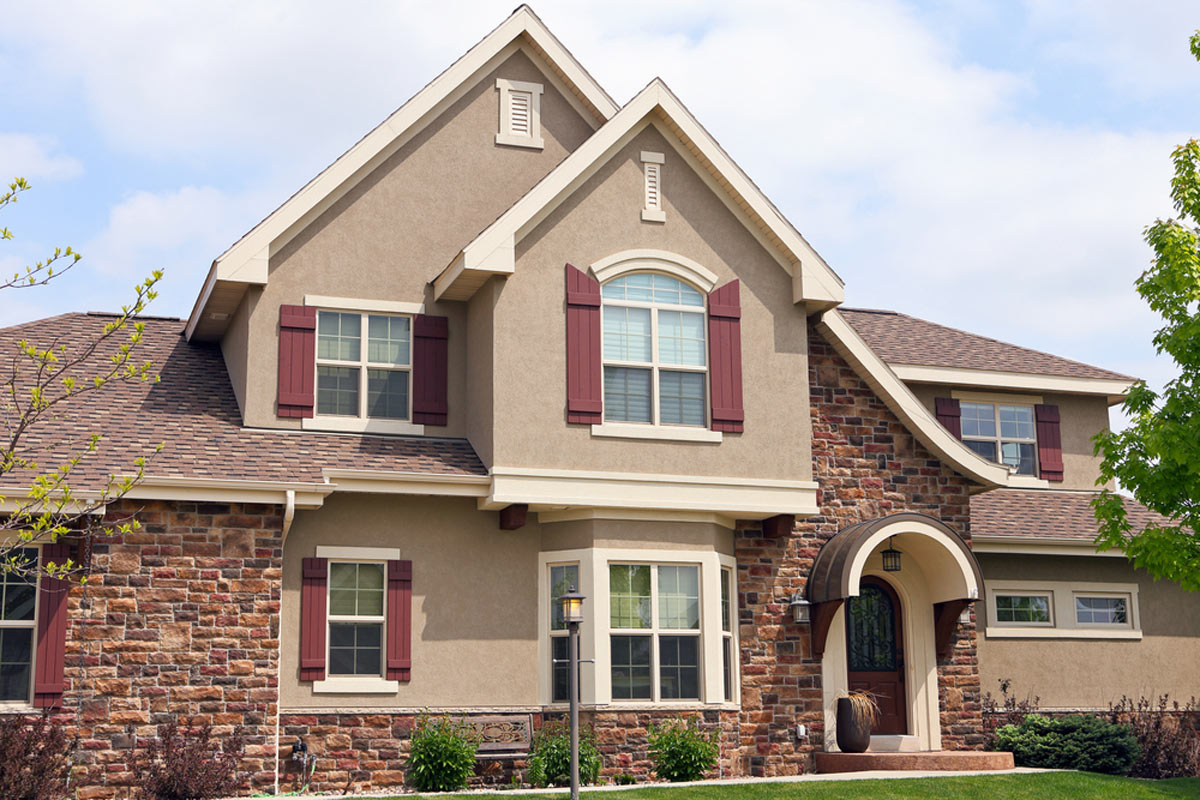 2019 Cost To Stucco A House | Stucco Siding Prices Per