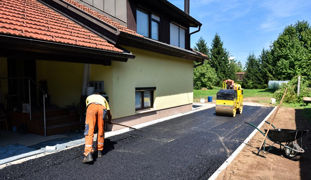 2019 Driveway Paving Cost Guide (Concrete, Asphalt, Gravel, Heated   )