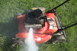 Lawn Mower Repair Cost