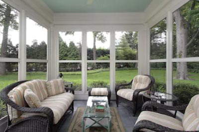 2021 Patio Enclosures Cost Screened In Patio Cost Homeguide