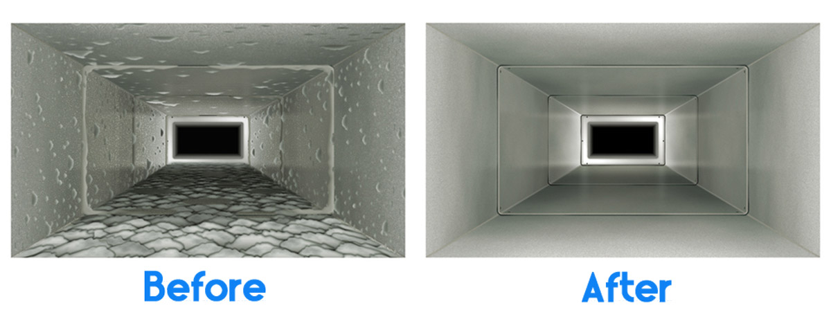 2020 Air Duct Cleaning Cost Hvac Cleaning Prices Homeguide