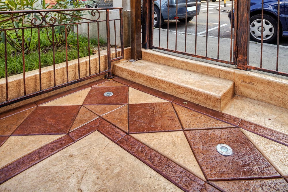 2020 Stamped Concrete Cost