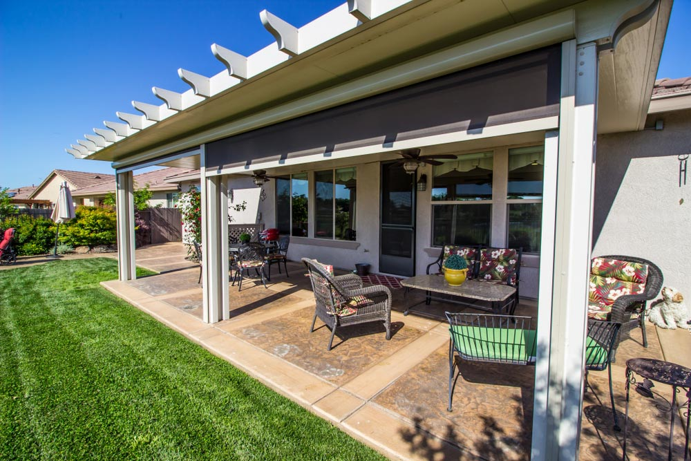 2020 Concrete Patio Cost Average
