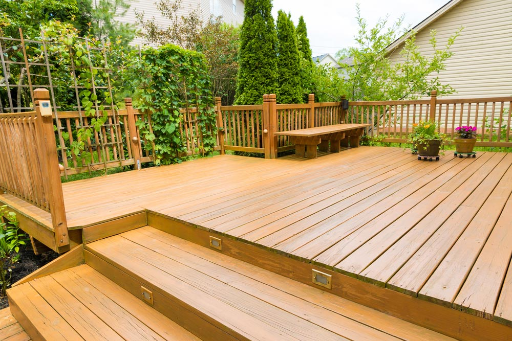2020 Deck Repair Costs Replace Boards Railing Refinishing