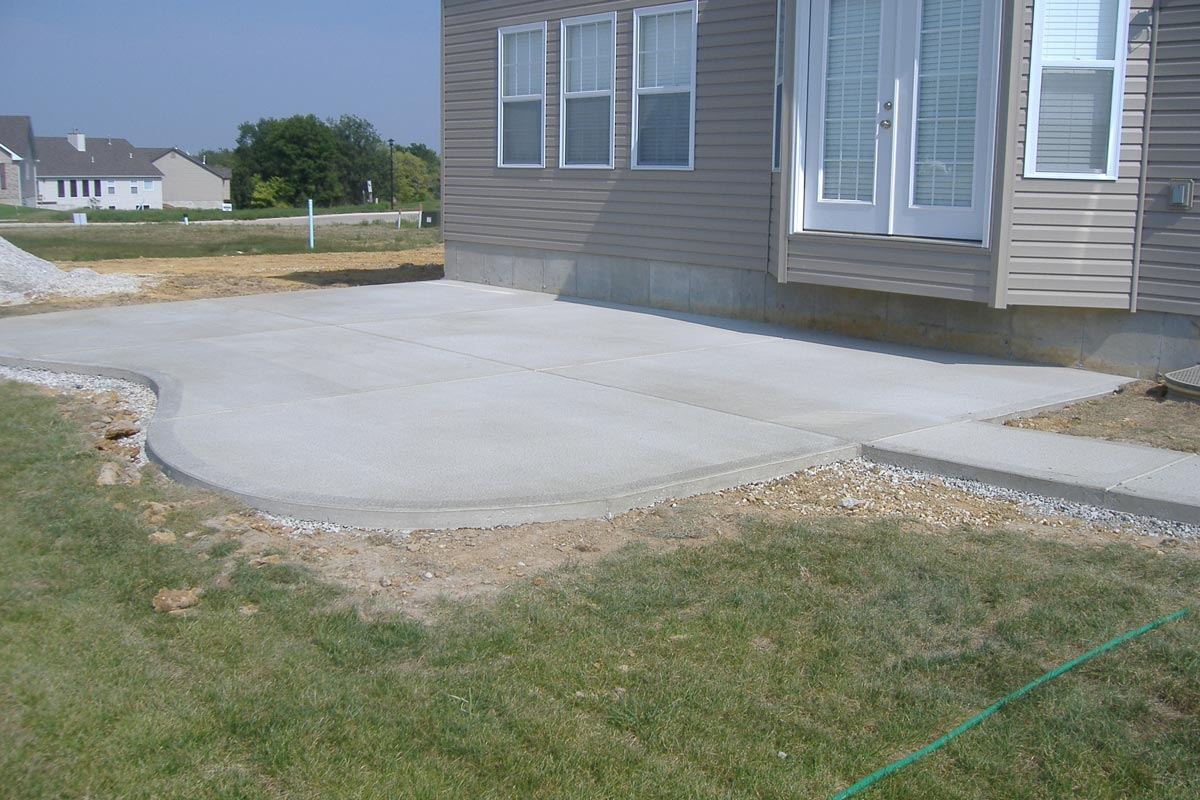 2020 Concrete Slab Costs Cost To Pour Per Square Foot Per Yard