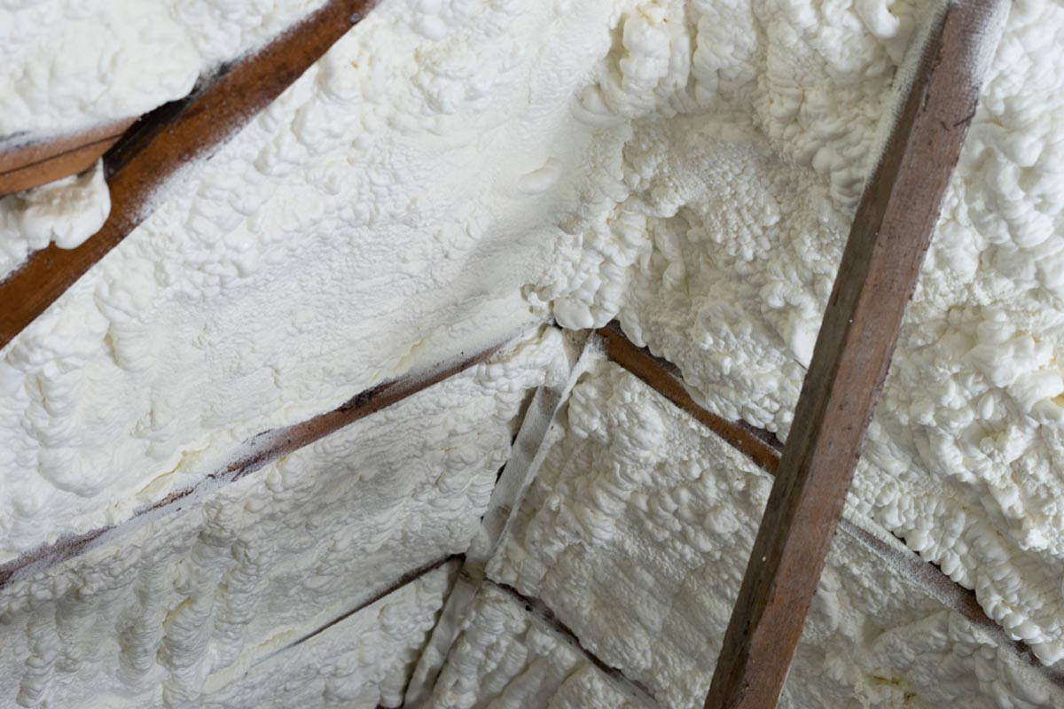 2019 Spray Foam Insulation Cost Open Amp Closed Cell Per