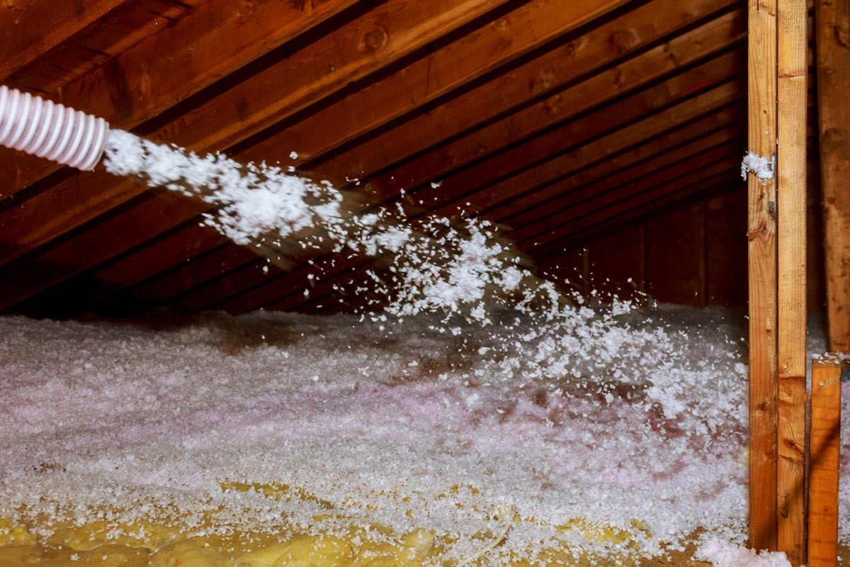 2019 Blown In Insulation Costs How Much Per Square Foot