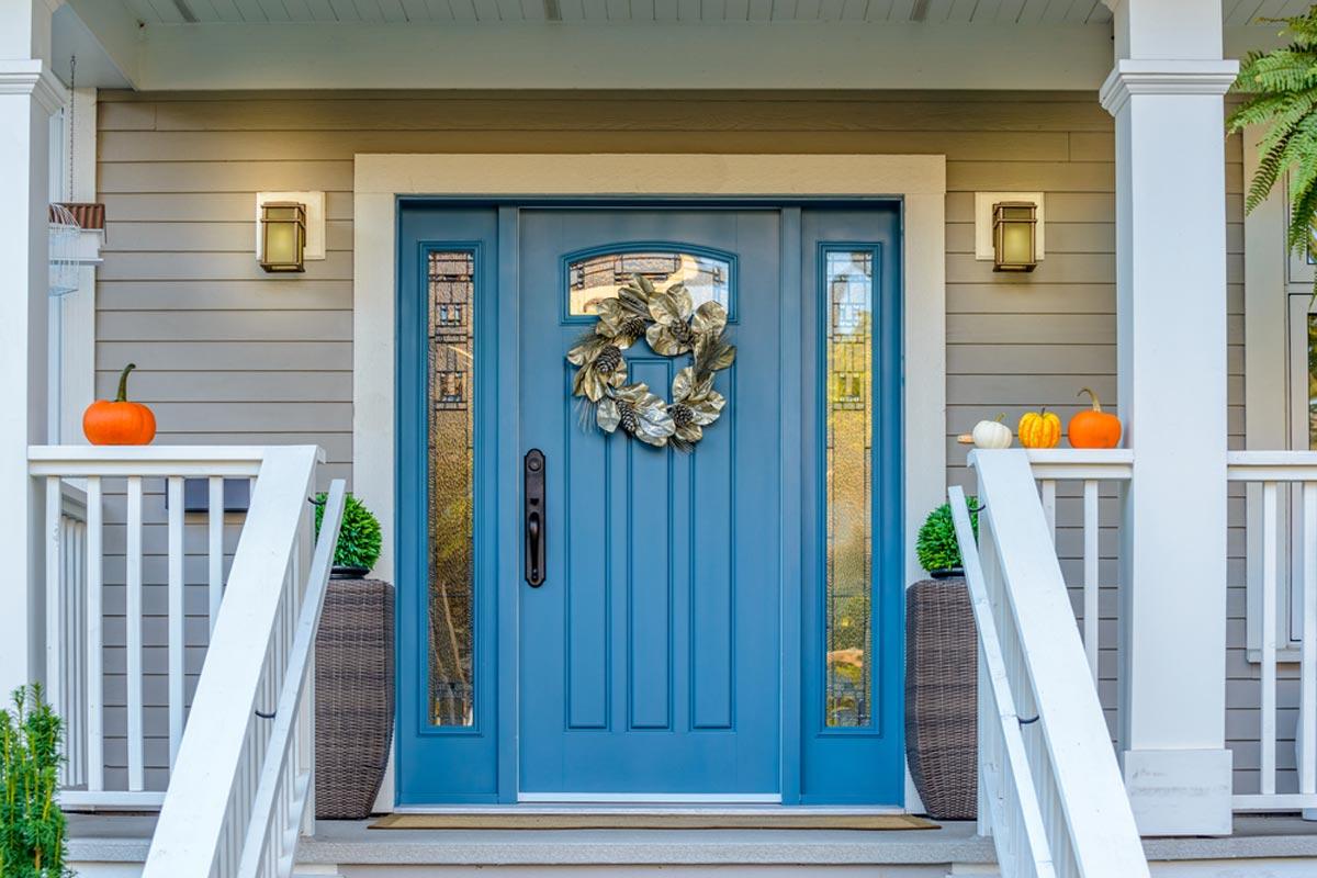 price to install exterior door