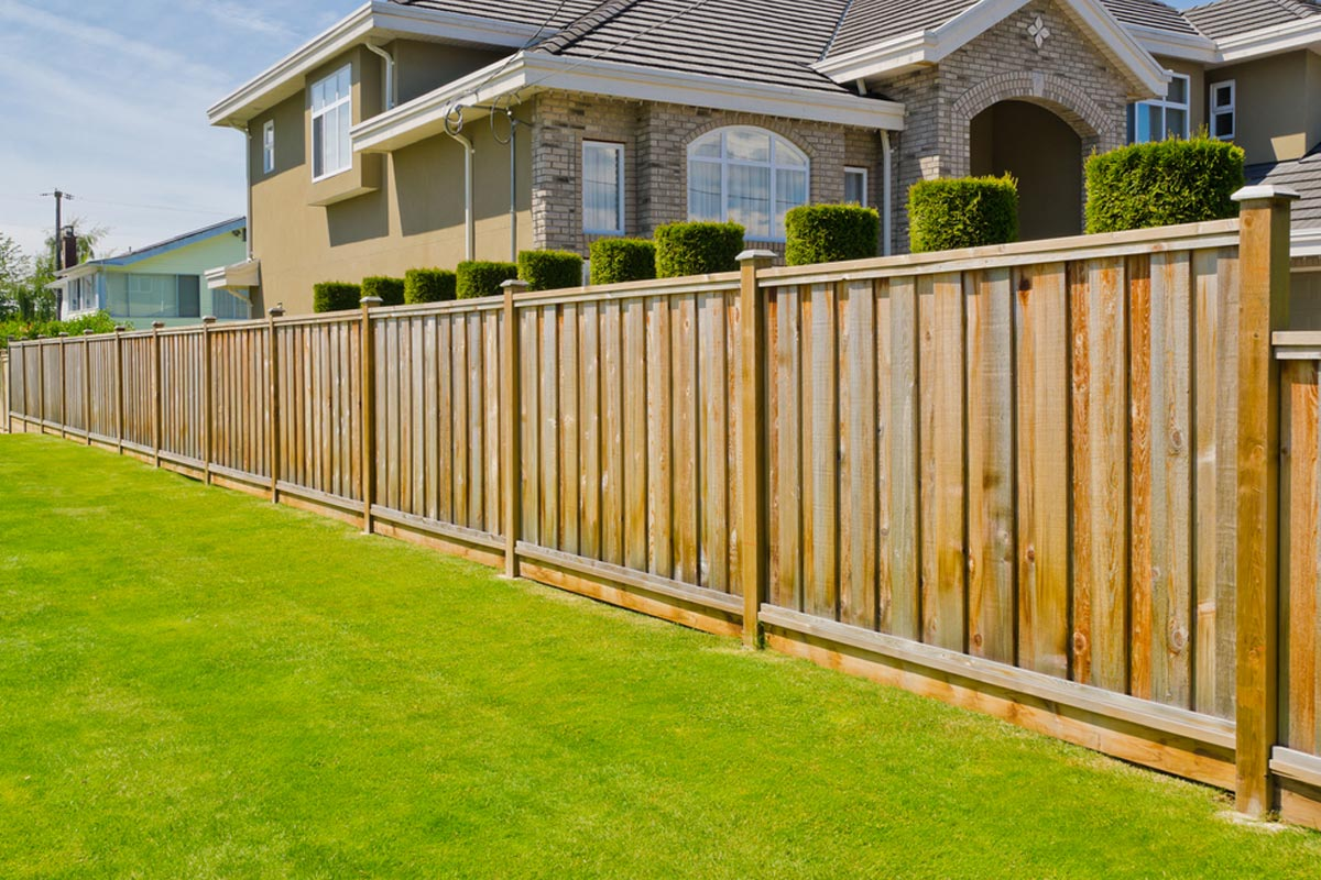 2020 Wood Fence Costs Cost To Install