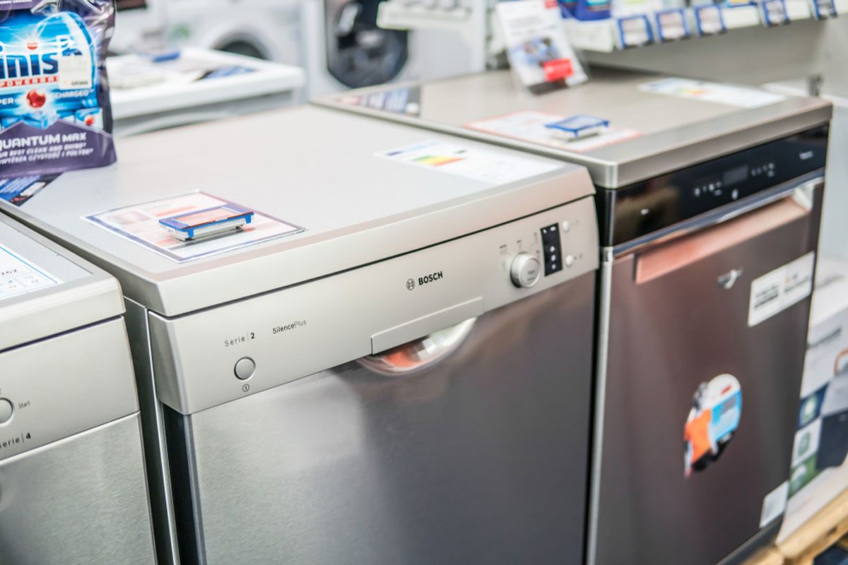 2020 Dishwasher Installation Cost New Dishwasher Cost Homeguide