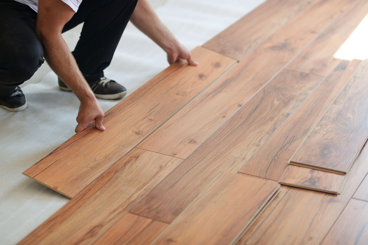 2020 Laminate Flooring Installation Costs + Prices Per Square Foot