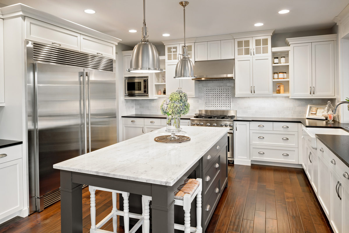 2019 Average Cost Of Kitchen Cabinets Install Prices Per