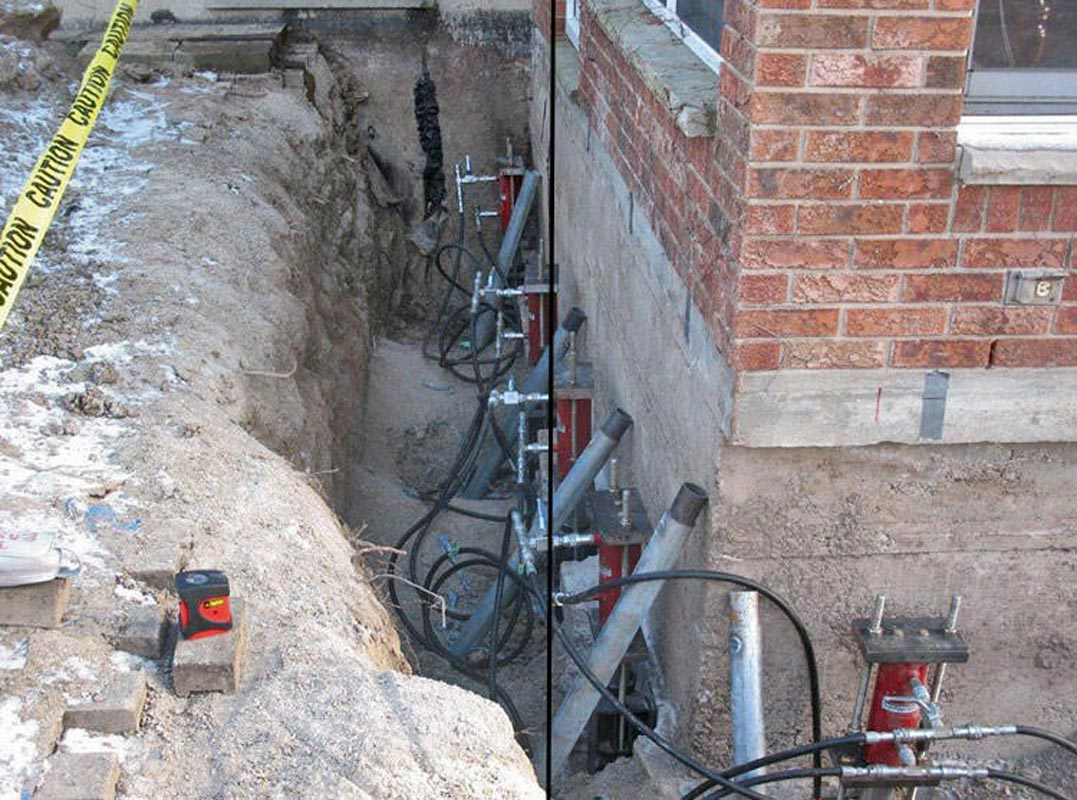 2021 Foundation Repair Costs Cracks Leaks Leveling More
