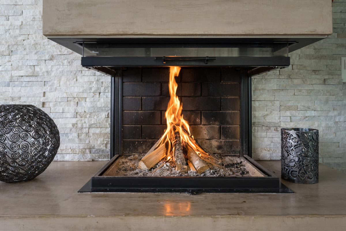 2019 Fireplace Installation Costs Gas Wood Burning Electric