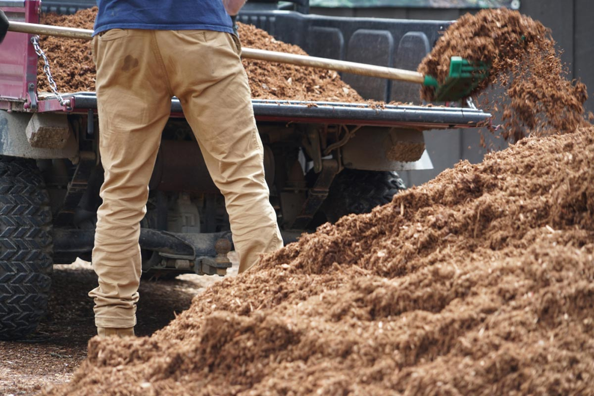 2019 Mulch Prices - Cost Per Yard, Bulk Delivery & Installation