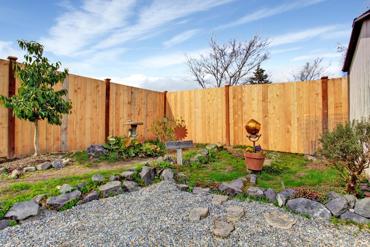 2021 Wood Fence Costs | Cost To Install Privacy Fence Per Foot