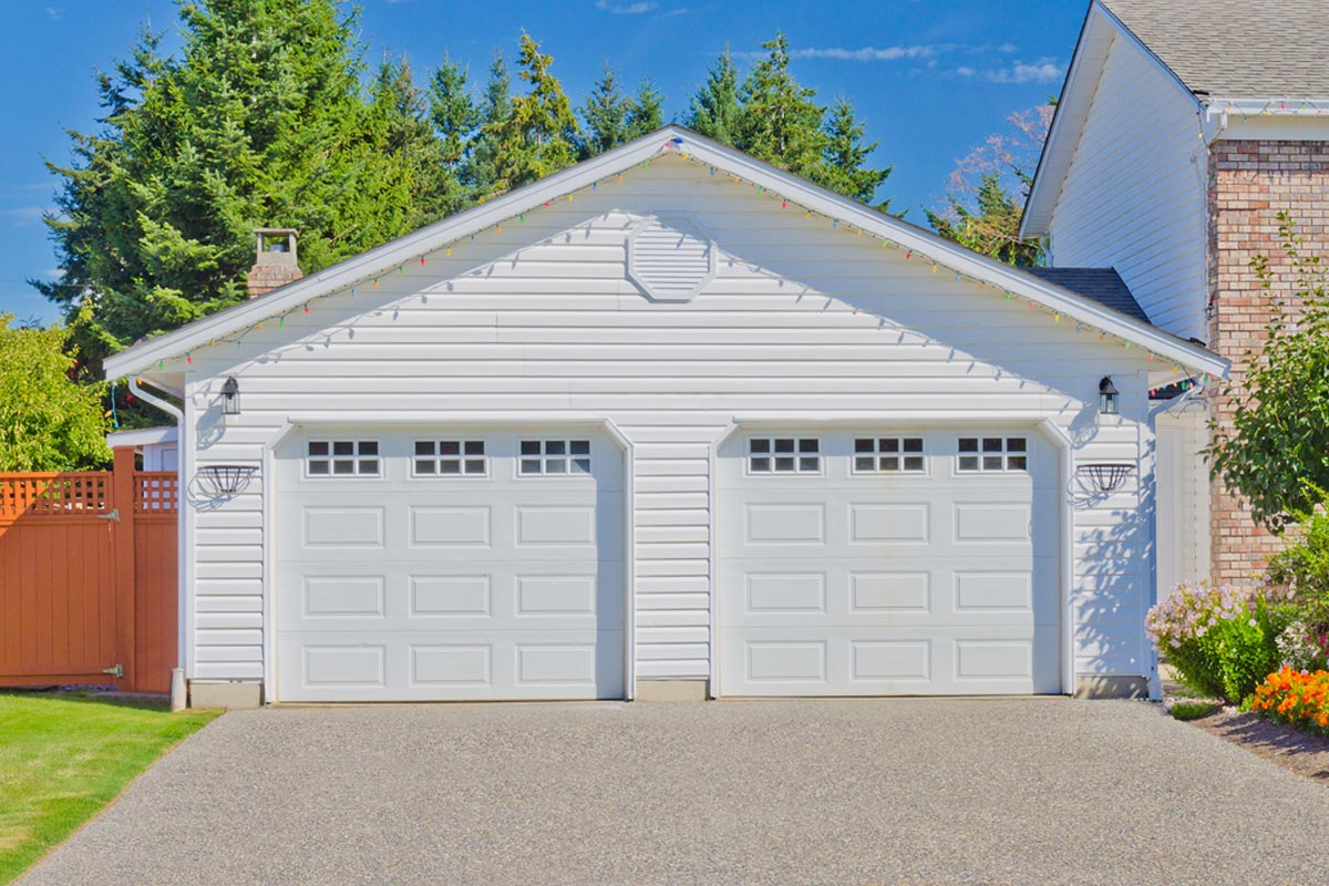 How Much Does A 2 Car Garage Cost