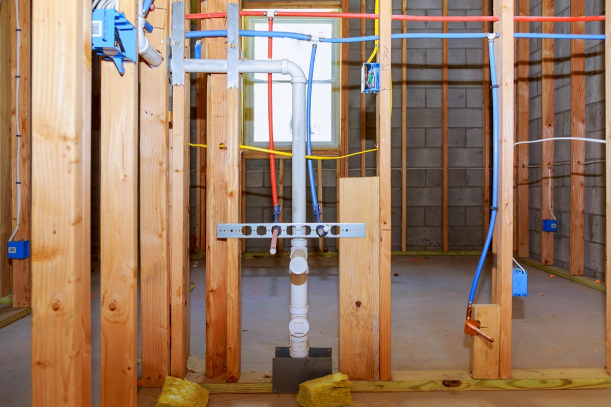 2019 Plumbing Installation Costs Cost To Plumb Amp Repipe