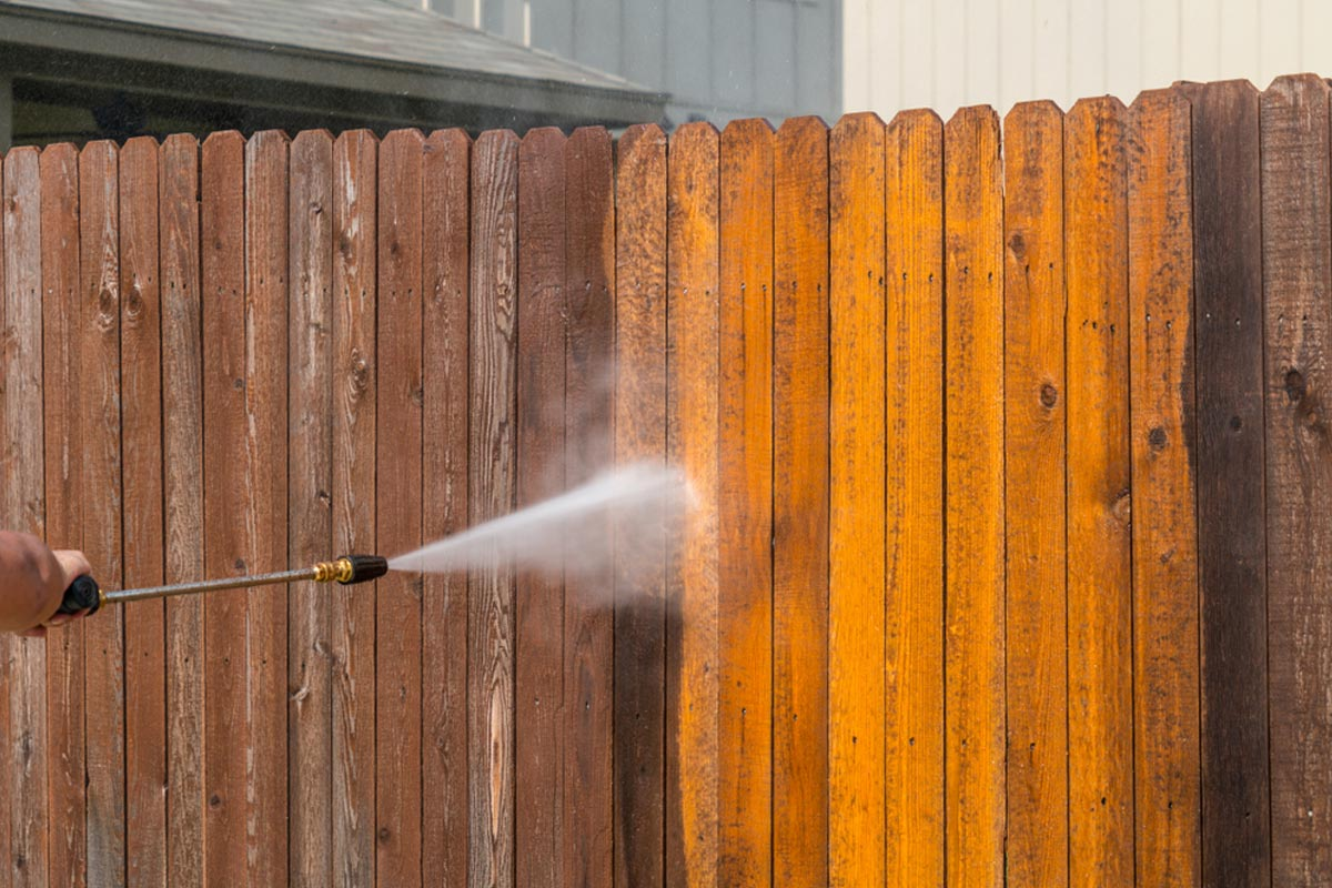 Edgewood Power Washing