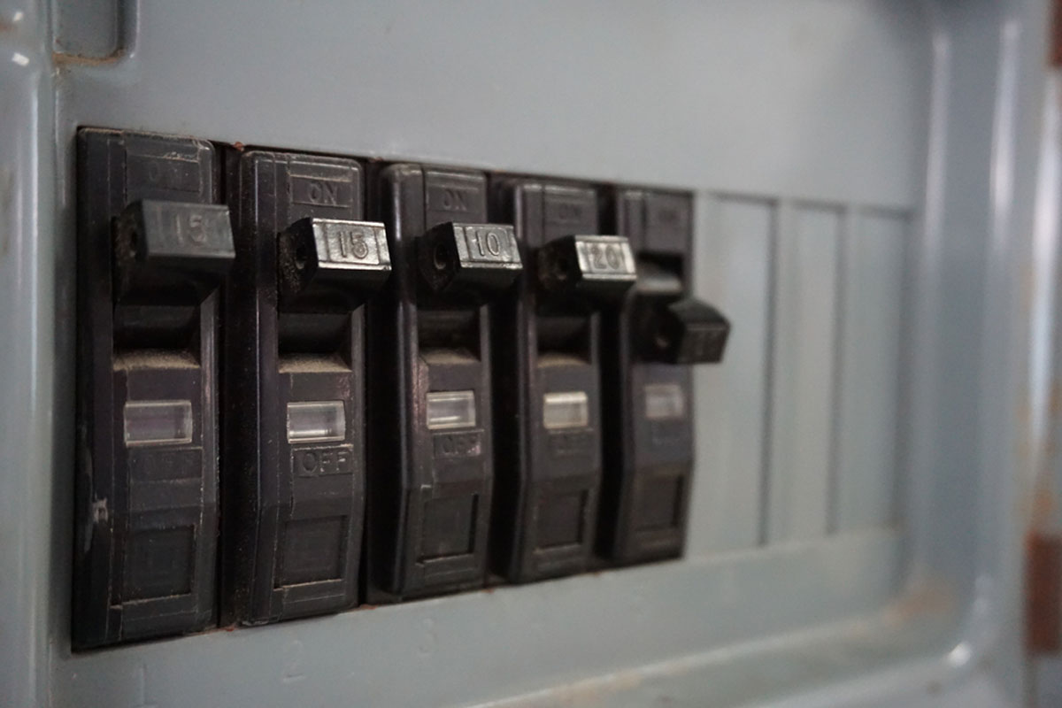 2019 Cost To Replace Electrical Panel Upgrade Breaker