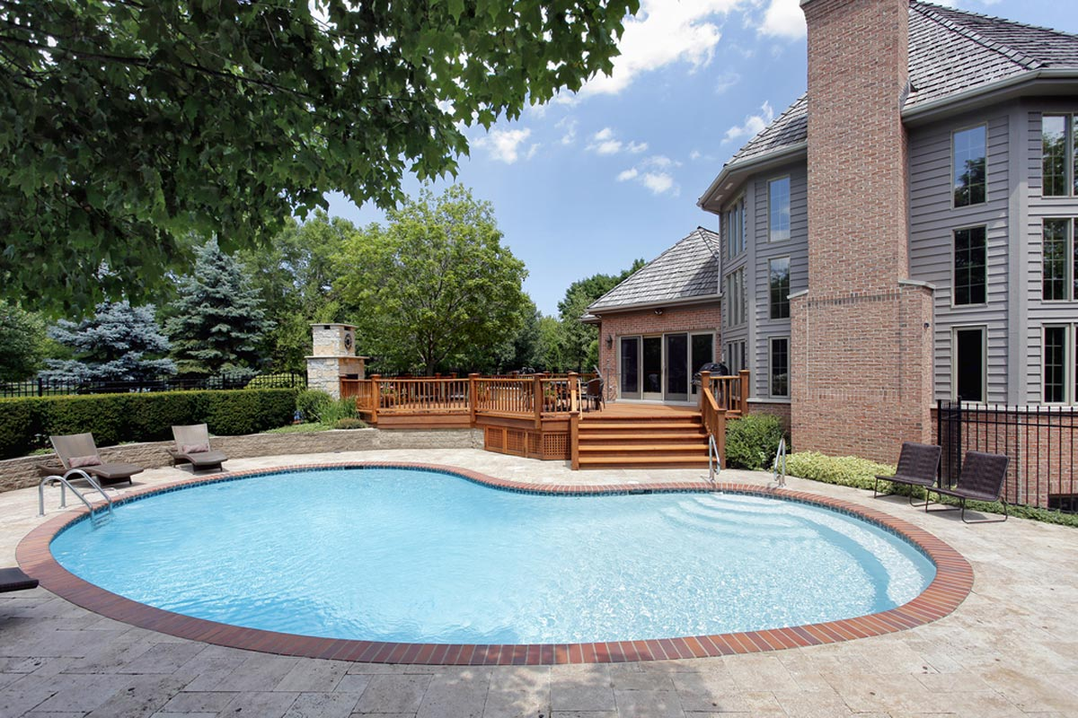 2020 Inground Pool Costs Average Price To Install Build