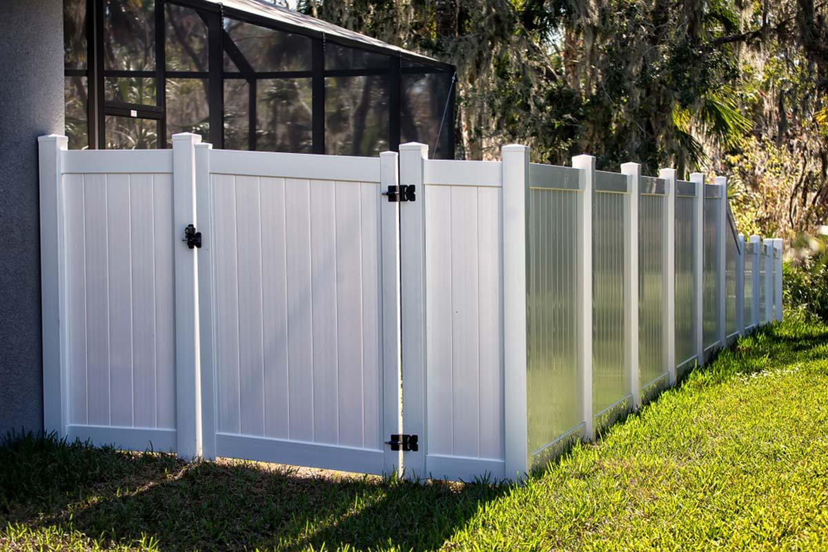 2020 Vinyl Fence Costs Pvc