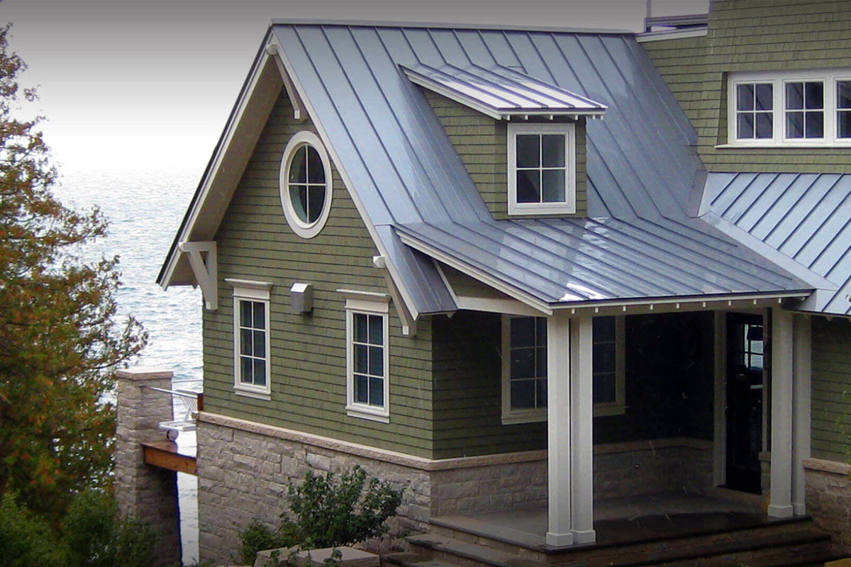 2020 Metal Roof Cost Vs Shingles Average Prices Per