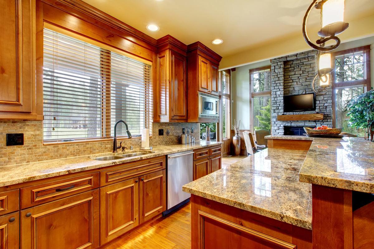 granite installed price