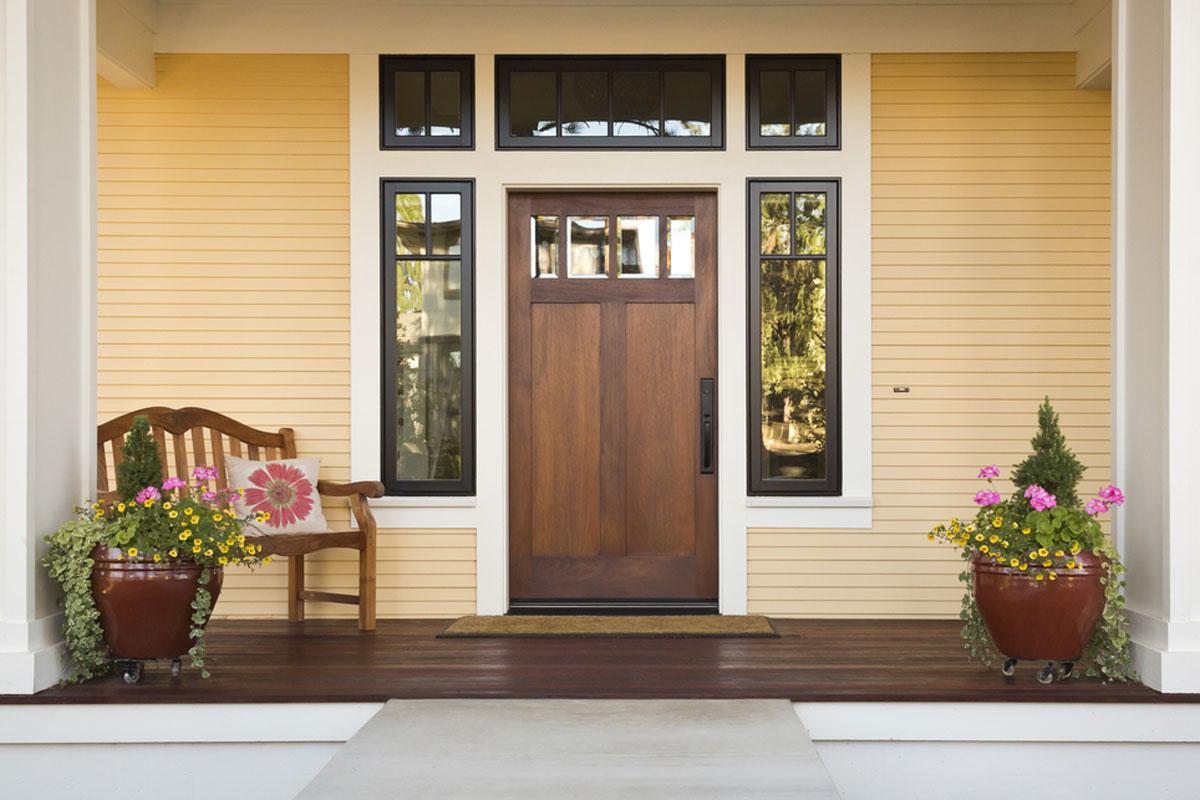 2020 Cost To Install Exterior Door Front Door Prices