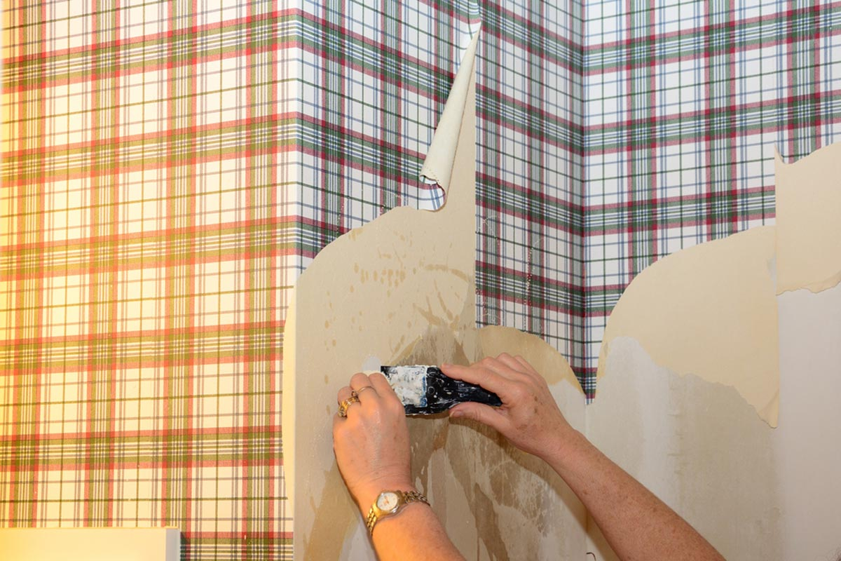2019 Wallpaper Removal Costs How Much To Remove Wallpaper