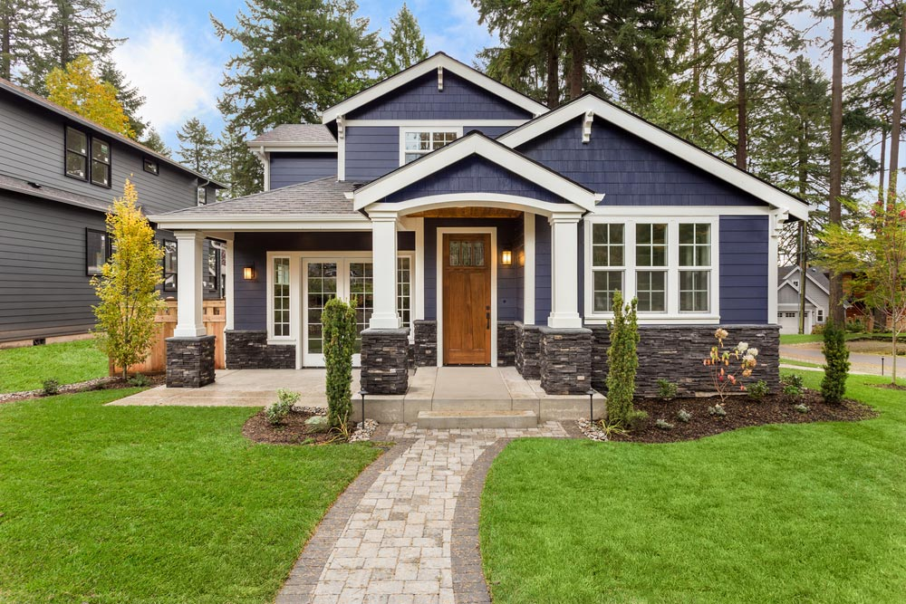 2020 Cost To Paint A House Exterior Painting Cost Homeguide