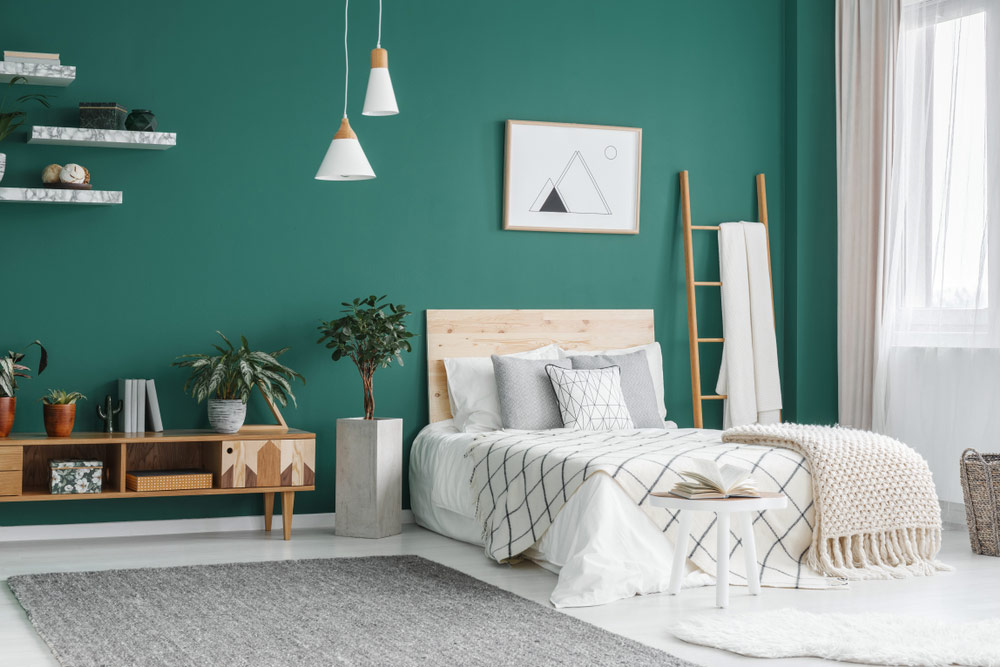 2019 interior painting costs how much to paint a room - Cost of painting interior of home ...