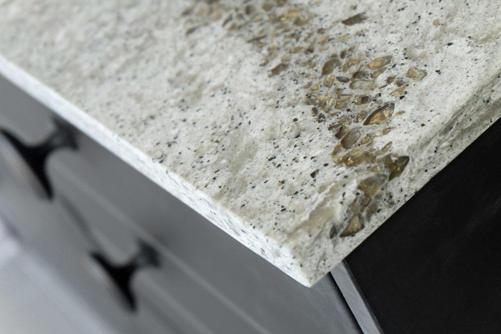 Quartz Countertops Kitchen Up Close Design