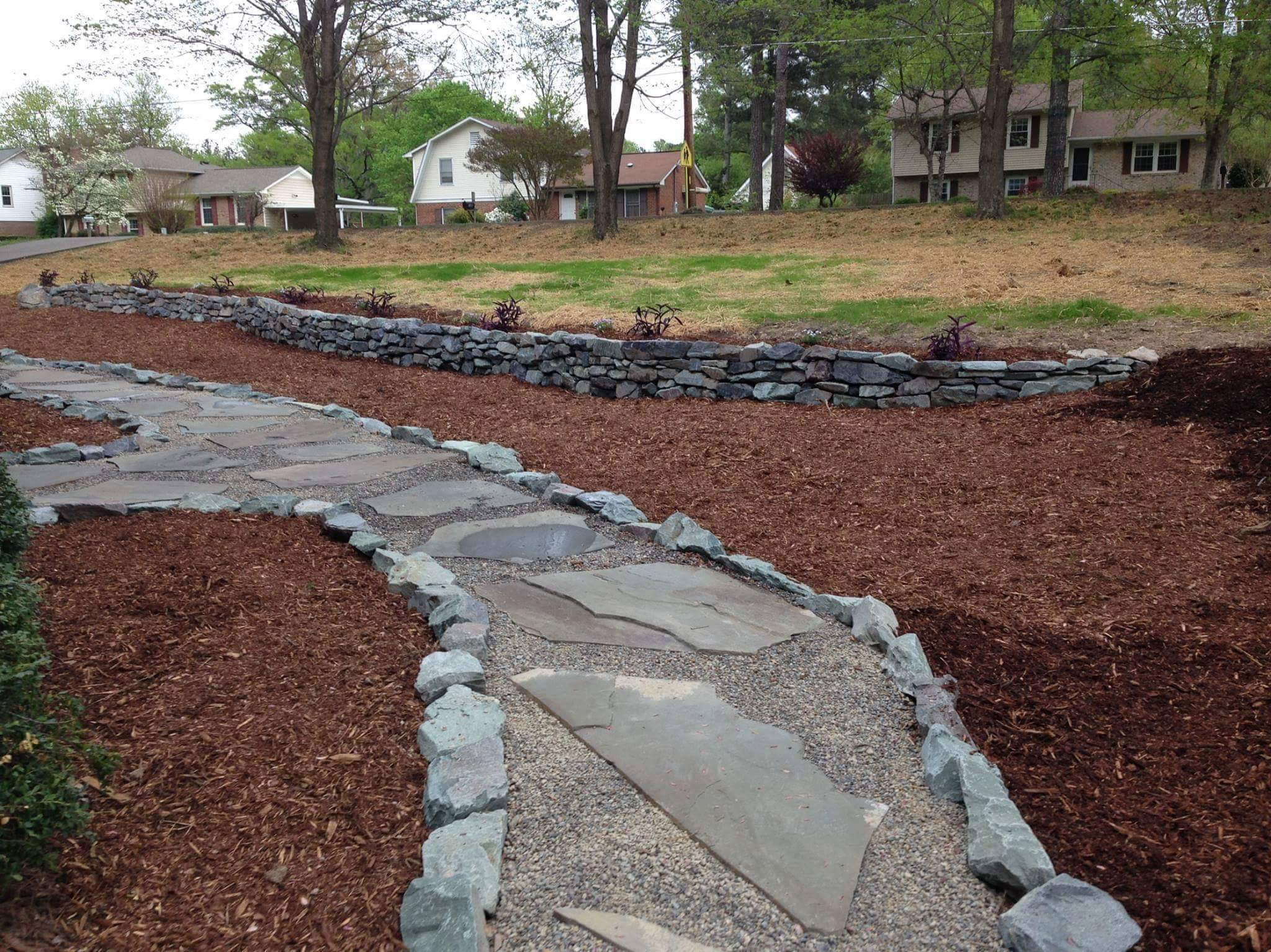 Triangle Hardscape And Design Group Llc In Raleigh Nc