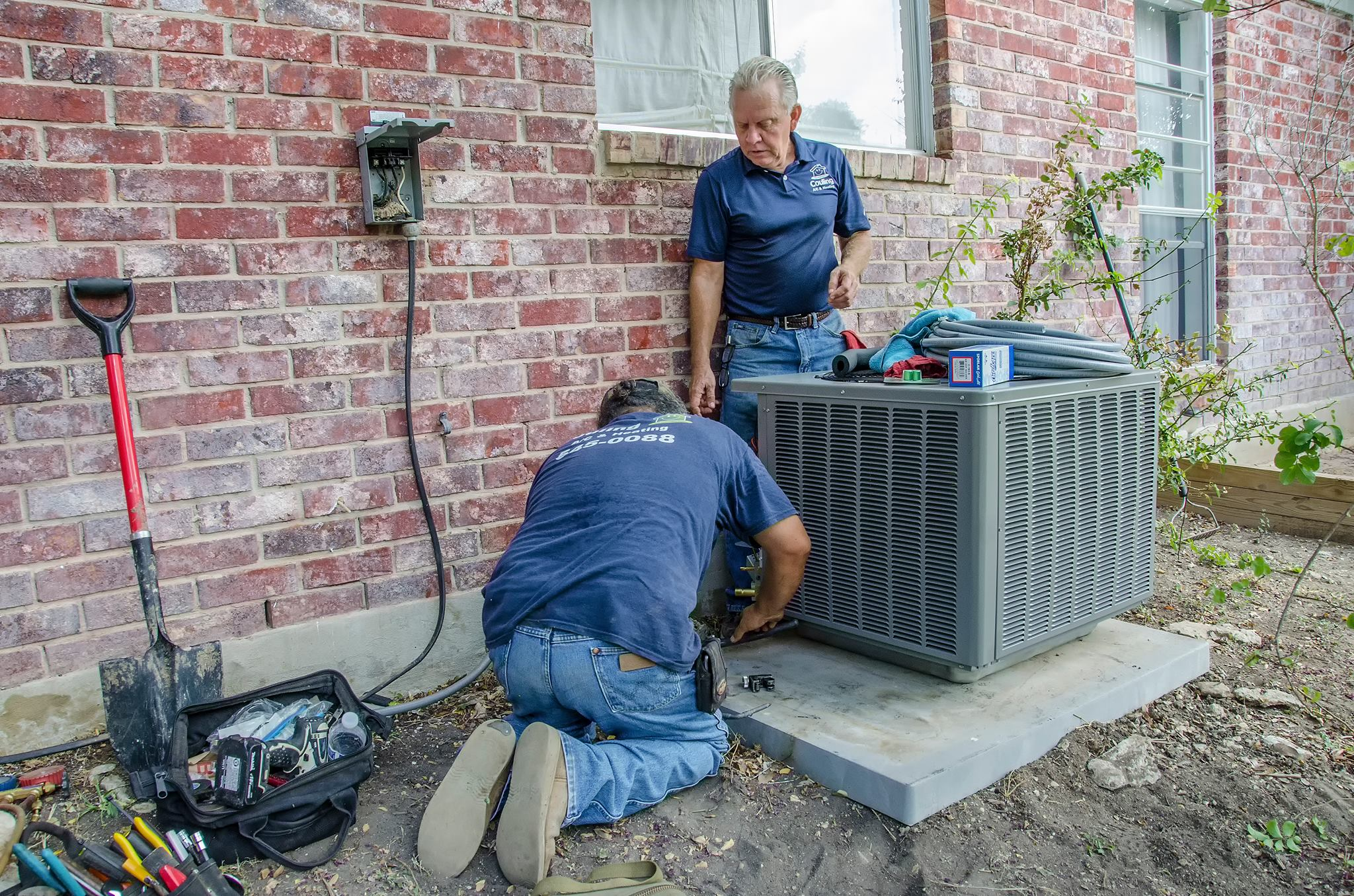 Couling A C Amp Heating In San Antonio Tx Homeguide